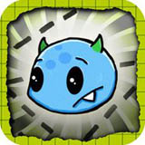 Tilt Monster, juego para el iPhone programado con Corona SDK