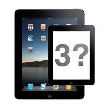 iPad 3. Lo que se espera