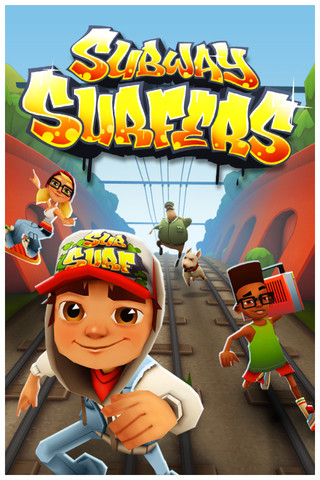 Subway Surfers la App Destacada