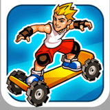 Extreme Skater HD la App Destacada