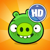 Bad Piggies HD la App Destacada