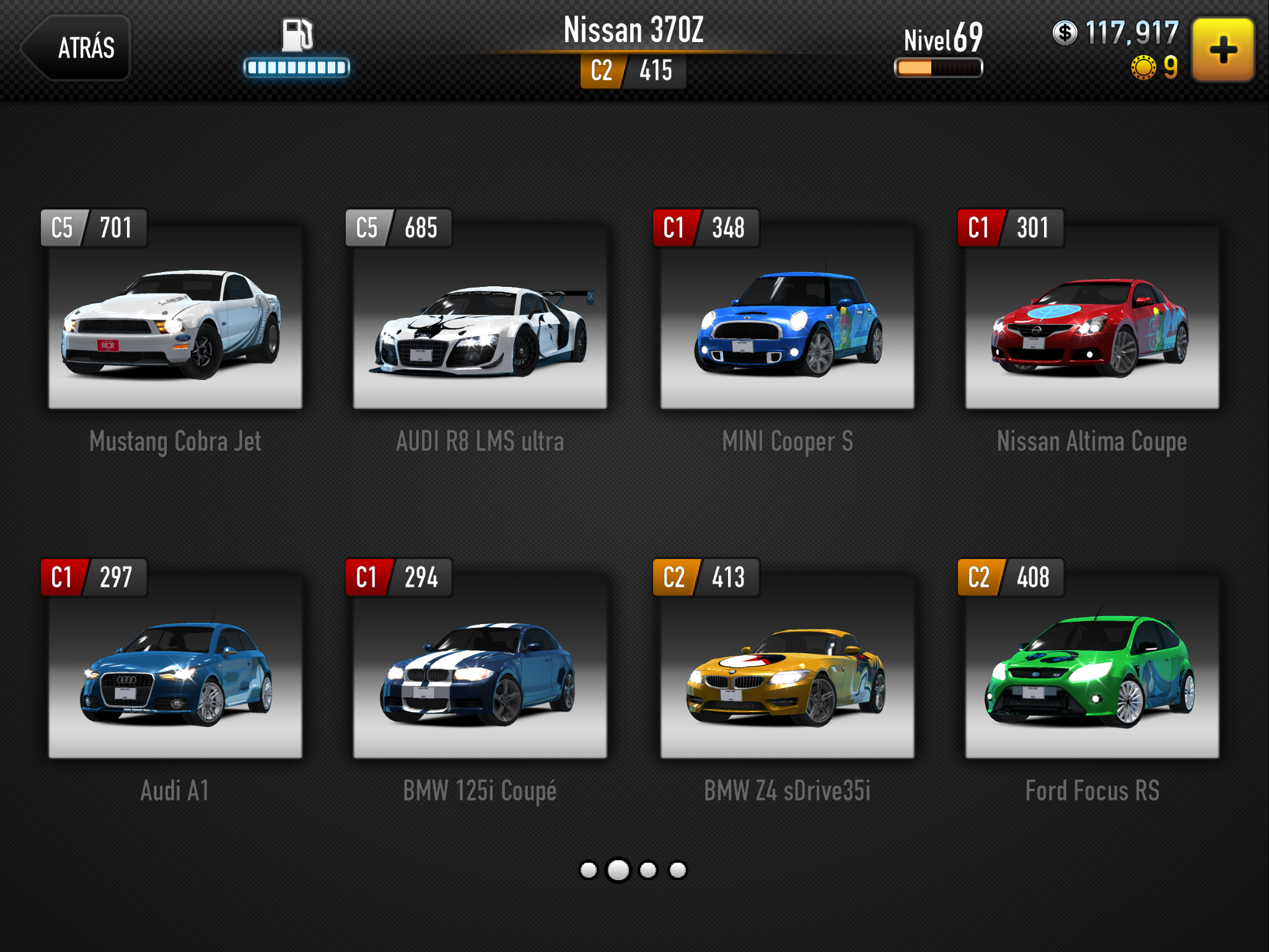 In-app purchase, CSR Racing la mejor estrategia