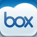 Box guarda en la nube. La App Destacada