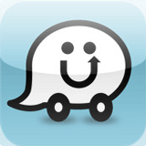 Waze GPS social y tráfico la App Destacada