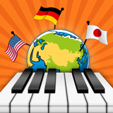 Piano Summer Games, tu piano divertido la App Destacada