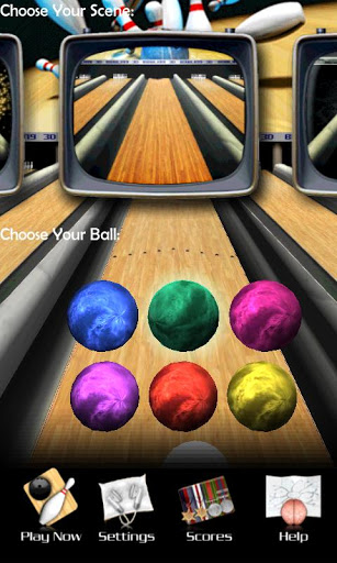 Imágenes de Bolos 3D Bowling 1