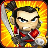 Samurai vs zombies defense, defiende tu aldea de las hordas de zombies
