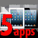 5 aplicaciones imprescindibles para iPad en 2013