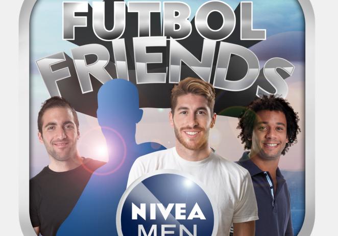 Fútbol friends, grábate con tus estrellas favoritas