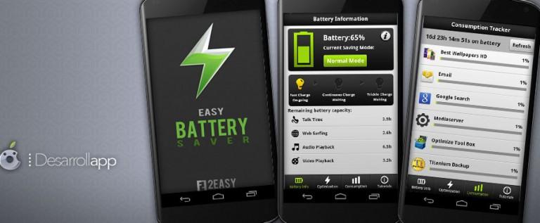 Gestiona la batería de tu Android II