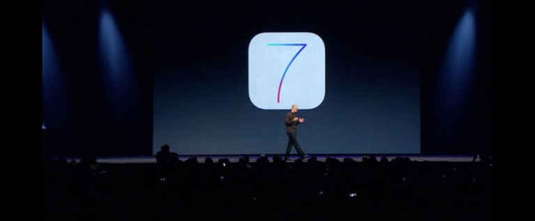 Todas las novedades del iOS7