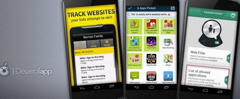 Las mejores aplicaciones de control parental: Asegurate donde acceden tus hijos