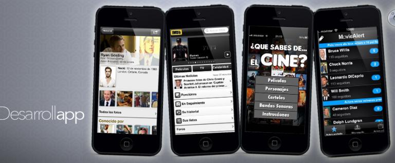 Las mejores aplicaciones de Cine para iPhone y iPad
