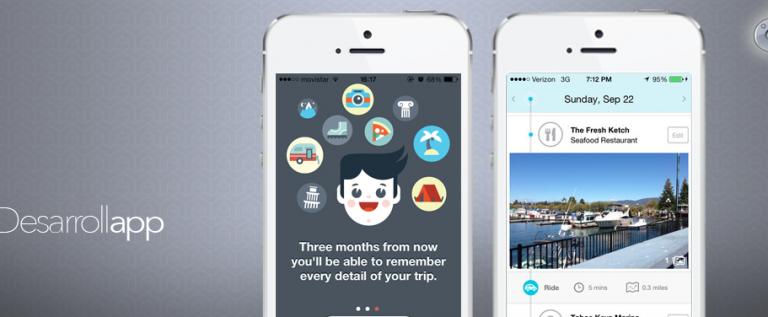 Rove, la app perfecta para viajar