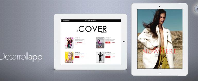 InCover Magazine, la revista de moda en tu iPad