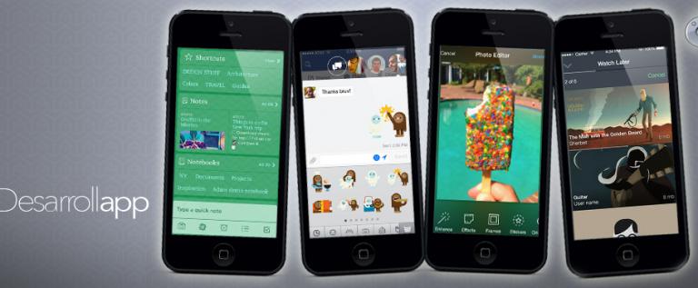 Las mejores aplicaciones actualizadas para iOS 7
