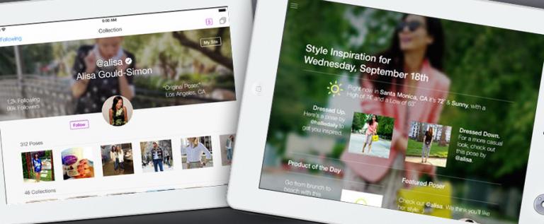 Pose, la app perfecta para los adictos a la moda