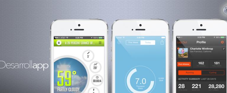 Apps que utilizan el coprocesador de movimiento M7