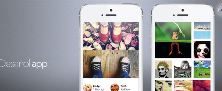Pixplit, una aplicación de fotografía colaborativa