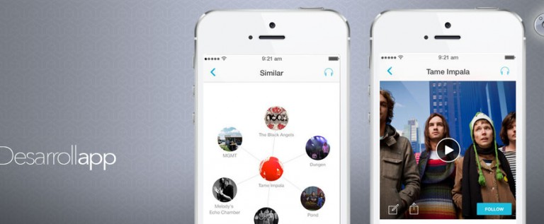 Discovr, la aplicación perfecta para los amantes de la música