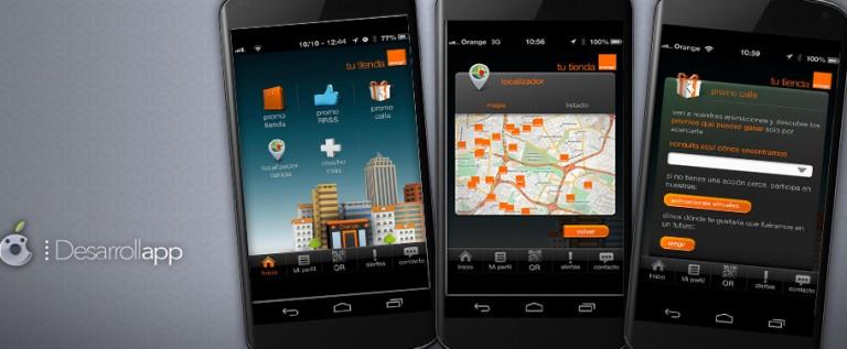¡Atentos a las promociones y premios que la app gratis tu tienda Orange tiene hoy!