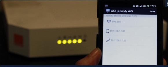 Protége tu Wifi de inesperados intrusos