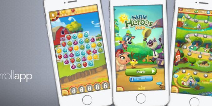 Farm Heroes Saga, el juego más divertido de la App Store