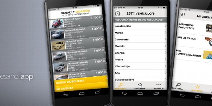 ¡Descubre toda una ocasión de oro con Renault!