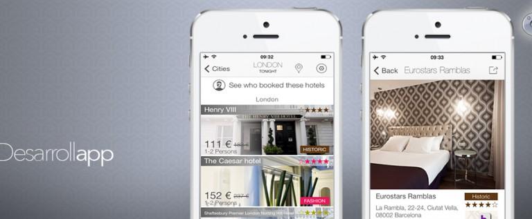 ¡Descubre las mejores ofertas en fantásticos hoteles con la app Hoteles Hot!