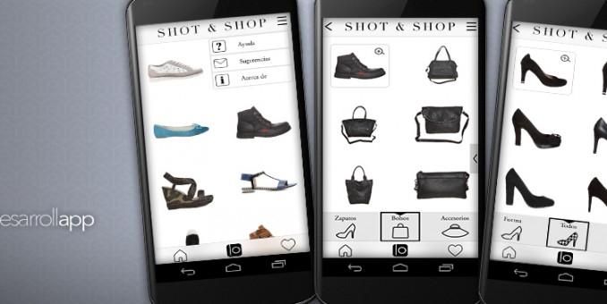 ¡Dispara, compara y compra esa prenda de moda con Shot & Shop!
