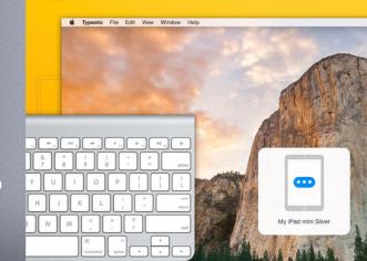 Typeeto: El mejor teclado remoto con un super descuento