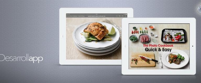 The Photo Cookbook la comida entra por los ojos