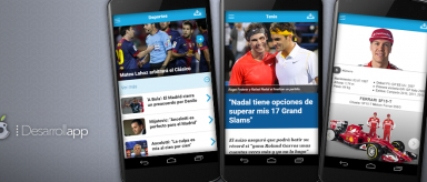 TMG Sports todos los deportes que me interesan en una app
