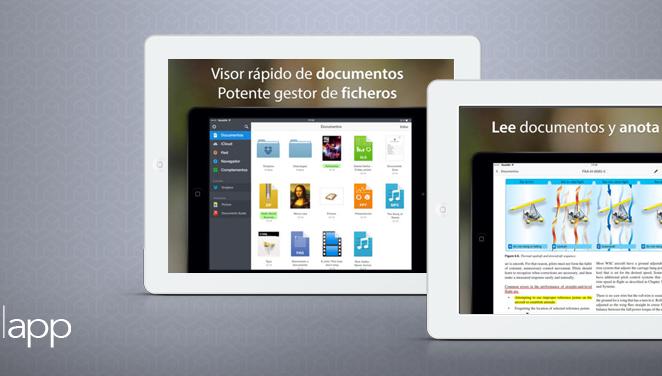 Documents 5, una aplicación que lo tiene todo y GRATIS