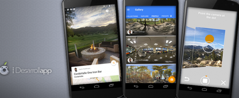 Google Street View, ya la puedes descargar iPhone y Android
