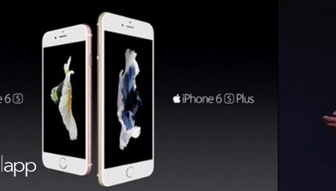 Keynote Apple: Nuevo iPhone 6S y nuevo iPhone 6S Plus