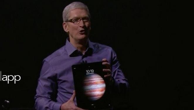 Keynote de Apple: Nuevo iPad Pro, potencia increíble
