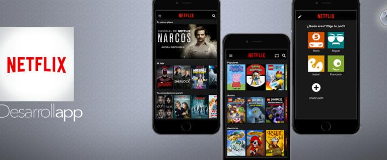 Netflix: ¡Al fin en España!