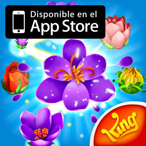Blossom Blast Saga iOS