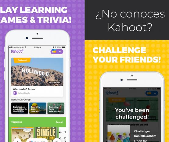 Kahoot! Aprendizaje y diversión en una app para todos