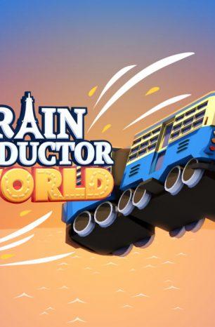 Train Conductor World, trenes, trenes y más trenes