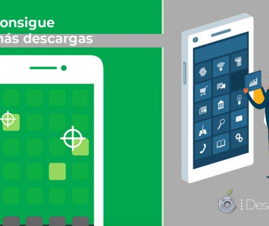 Consigue más descargas en tu app: aprende a competir