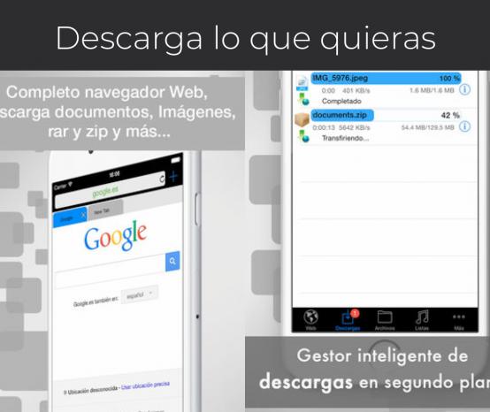 eDI la solución a la descarga de archivos de internet desde tu móvil