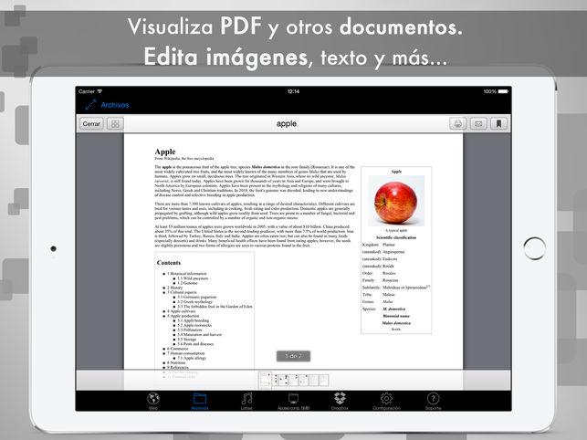 eDi Pro descarga archivos